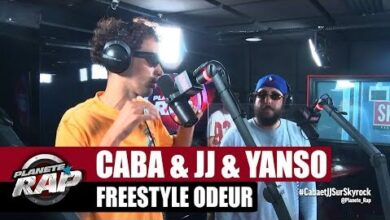 Exclu Caballero Jeanjass Freestyle Odeur Ft Yanso Planeterap 8Rfajqab4Gs Image