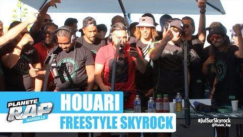 Exclu Houari Freestyle Skyrock Planeterap Fclb Pea4Nk Image