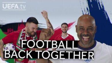 Football Back Together For Euro 2020 Uinncnja0Fk Image