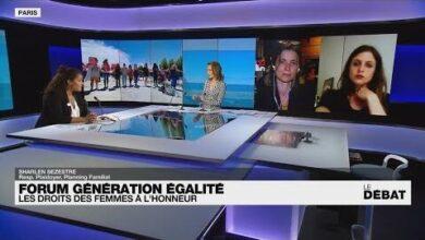 Forum Generation Egalite Les Droits Des Femmes A Lhonneur O France 24 Sbdxdttj8Dc Image