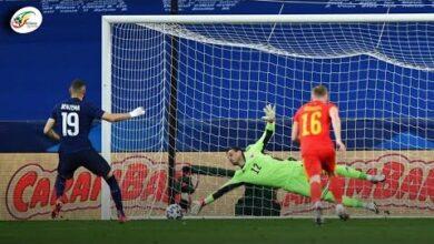 France Le Rate De Benzema Sur Penalty Pour Son Retour Chez Les Bleus E Cjloatuxs Image