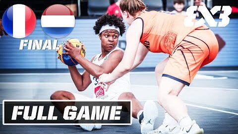 France Vs Netherlands Womens Final Full Game U23 Nations League 2021 Europe America Stop 2 0O Ilpp Ry Image