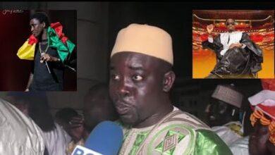 Grand Theatre Allasane Mbaye Ecouter La Reaction De Thiamasse Et Allasane Mbaye Et Waly Seck Cbznbtaysqw Image