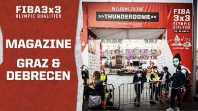 Graz Debrecen Saw Amazing Events Magazine Fiba 3X3 Olympic Qualifiers Kyptaxnj Mk Image