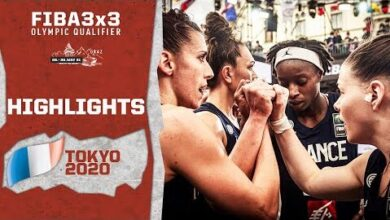 Guapo Toure Co France To The Olympics Highlights Fiba 3X3 Olympic Qualifier Lpttror2Zwg Image