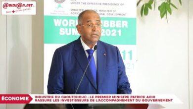 Industrie Du Caoutchouc Le Premier Ministre Patrick Achi Rassure Les Investisseurs De Laccompagne Utmchpyd0Sy Image