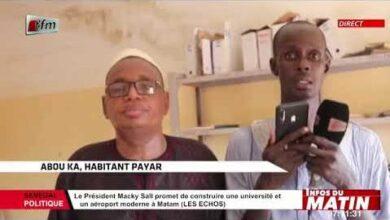 Infos Du Matin 16 Juin 2021 Miroir Regional Tambacounda Avec Moussa Omar Gueye Ose Gaturdm Image