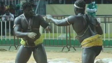 Intergalite Combat Sokh Vs Gamou Gueye Ambiance Touss Lamb Diou Nekh Ifktqclgjnk Image