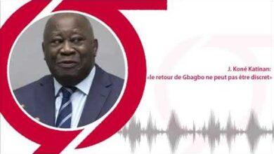 J Kone Katinan Le Retour De Gbagbo Ne Peut Pas Etre Discret Rdbvrwba9Rq Image