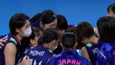 Japan Vs Serbia Fivb Volleyball Nations League Women Match Highlights 20 06 2021 6Oqgusgtbec Image