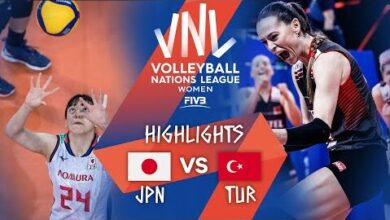 Japan Vs Turkey Highlights Bronze Womens Vnl 2021 Kifncsqyogw Image