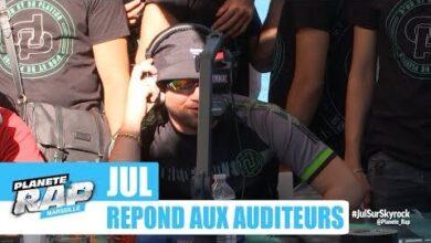 Jul Repond Aux Auditeurs Quest Ce Que Jul Ecoute Planeterap Z2Tn75Yqlbk Image