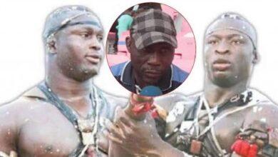 Jule Balde Sur Le Face To Face Du 03 Juillet En Gambie Ont Se Prepare Que Modou Lo Chasse Que Ama Yo3Hb3Fphto Image