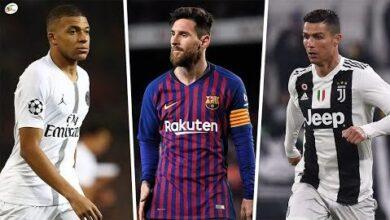 Kylian Mbappe Plus Fort Que Messi Et Ronaldo La Reponse Parfaite Du Parisien 03Ikhlrbhsg Image