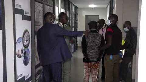La Douanes Senegalaise Interpelle A Laibd Un Passant Qui Avait Avale Des Boules De Cocaine B74Zgl01Zvu Image