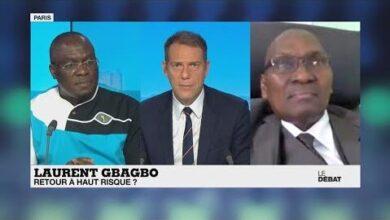 Laurent Gbagbo Retour A Haut Risque Hqxlnb1Mvyg Image