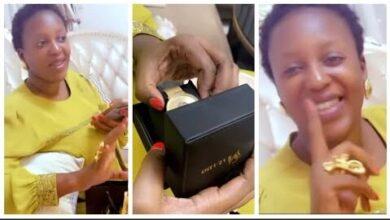 Le Cadeaux De Bijou Ndiaye A Son Amie Zahra Madame Cheikhou Kouyate Kidrph Kfbe Image