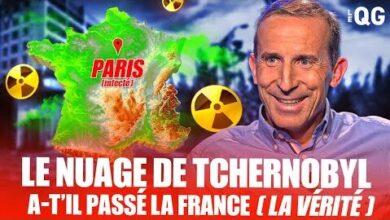 Le Nuage De Tchernobyl A Til Passe La France Le Dg Dorano Ex Areva Nous Dit La Verite Hypls1Axvbw Image