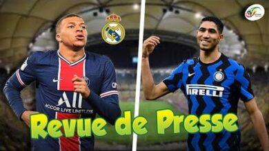 Le Real Madrid Se Focalise Totalement Sur Mbappe Le Point Sur Le Dossier Hakimi Revue De Presse 263H0Cmhgpg Image