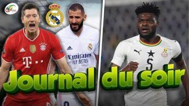 Le Real Prepare Le Duo Benzema Lewandowski Ghana Expulse Thomas Partey Finalement Rappele Njrznvhjfvs Image