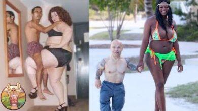 Les Couples Les Plus Inhabituels Du Monde X7Znzrx0Vs Image
