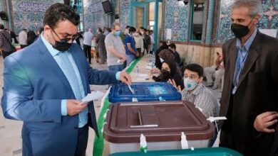 Les Iraniens Se Rendent Aux Urnes Sans Enthousiasme Pour Designer Leur President S Hctorjvdq Image