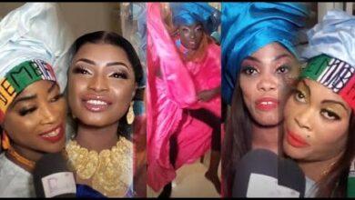 Les Petites Danseuses Lancent Un Defit De Bara Mbaye A Ndeye Gueye Et Aida Dada Dans Les Coulisses 2Tb5Co3Aghe Image