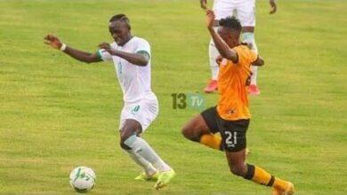 Les Plus Beaux Moments Du Match Senegal Zambie Avec 13 Football Tjzdhutmgyg Image