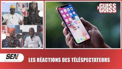 Les Reactions Des Telespectateurs Concernant Le Phrase De Benoit Dou Yaye Yeupa Bakh Ui3Fw1Ghv48 Image