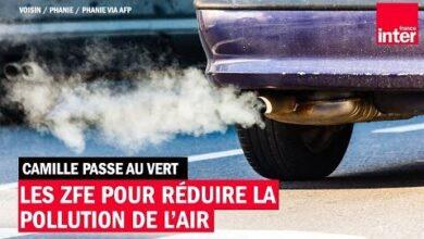 Les Zones A Faibles Emissions Pour Reduire La Pollution De Lair Camille Passe Au Vert 2S1Npcrndom Image