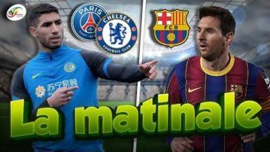 Lionel Messi A Pris Sa Decision Chelsea Ouvre Le Dossier Achraf Hakimi Matinale Wajak0Df3U4 Image