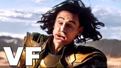 Loki Loki Se Prend Une Baffe Bande Annonce Vf 2021 Marvel Bicm30Sedoy Image