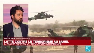 Lutte Contre Le Terrorisme Au Sahel Le Bilan De Loperation Barkhane Hnprqxpbn88 Image