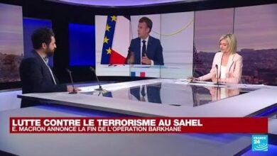 Lutte Contre Le Terrorisme Au Sahel Quel Dispositif Envisage Pour Remplacer Loperation Barkhane Fa4X Ooavz4 Image