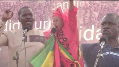 M2D Mame Diaraa Fam Crie Fort Sou Opposition Bi Andoul Macky Va Faire Son 3Eme Mandat 3Mf0Nnv7Su0 Image