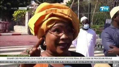 Mame Diarra Fam Le Peuple Na Pas Encore Bien Compris Les Enjeux 13Ms7E8Ol I Image