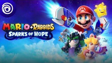 Mario Rabbids Sparks Of Hope Cinematic World Premiere Trailer Ubiforward Ncv7Cav Rqo Image