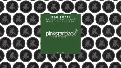 Max Zotti Feat Pdr Blade Promise Land Edit Lvfq Xuvcec Image