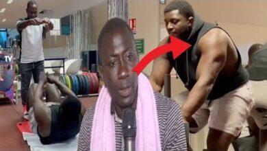 Mbaye Diouf Decortique Les Entrainements De Bg2 Et Avertit Ses Adversaires Kqffmf4Zlfs Image