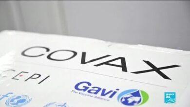 Mecanisme De Solidarite Covax Reunion A Geneve Pour Recolter 8 Milliards De Dollars Evxeqiq2Uzc Image