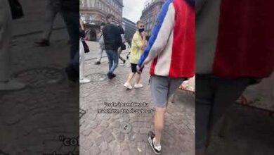 Michou Interpele Par Des Abonnees Dans La Rue Ytk2V2Orgsq Image