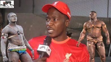 Modou Mbaye Sur Sa Thies Vs Moussa Ndoye Combat Thilay Diekhe M8Vt5S9Lffo Image