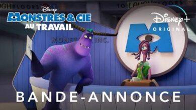 Monstres Et Cie Au Travail Bande Annonce Disney 5Hiby3Btgay Image