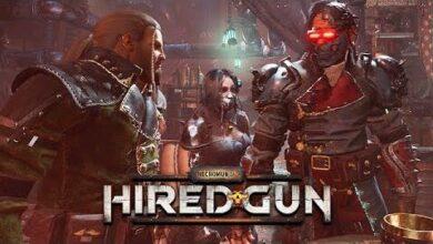Necromunda Hired Gun Gameplay Deutsch 05 Finstere Zeiten In Martyrs End Jqt7Agzlw1A Image