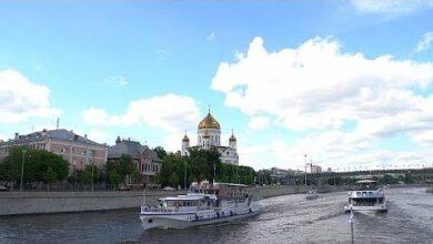 O Encanto Dos Parques De Moscovo Na Primavera Ubry7Nilbeu Image