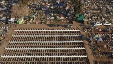 O Impacto Da Pandemia Num Dos Maiores Cemiterios Da America Latina L Avbyqw5S Image