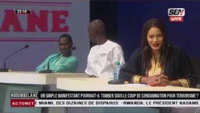 Omar Faye La Societe Civile Recoit Des Financements Venant Des Organisations Lgbt Daf1Kqdah70 Image