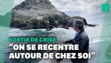 On A Suivi La Sortie De Crise De Regis Commandant De Navette A Perros Guirec S2Lykjlcbn0 Image