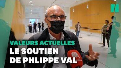 Philippe Val Explique Son Soutien A Valeurs Actuelles Face A Daniele Obono Lztpdotzc0A Image