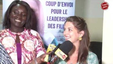 Plan Thies Donne Le Coup Denvoi Pour Le Leadership Des Filles Extension Dn0Cht2Rdru Image